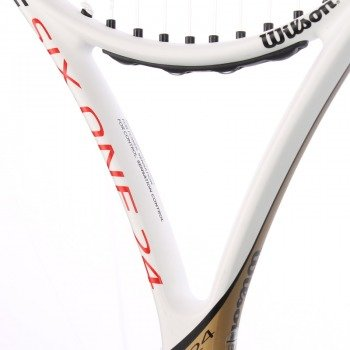 rakieta tenisowa juniorska WILSON PRO STAFF SIX ONE 24 BLX / WRT531400