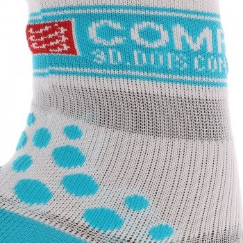 skarpety kompresyjne COMPRESSPORT RUN PRO RACING SOCKS 3D. DOT HIGH-CUT (1 para) / RUCS-0020
