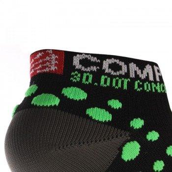 skarpety kompresyjne COMPRESSPORT RUN PRO RACING SOCKS 3D.DOT LOW-CUT (1 para) / 01319-205