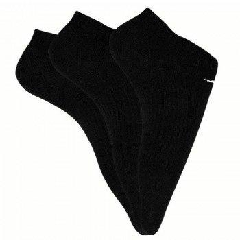 skarpety sportowe NIKE COTTON NON CUSH NS (3 pary) black/white