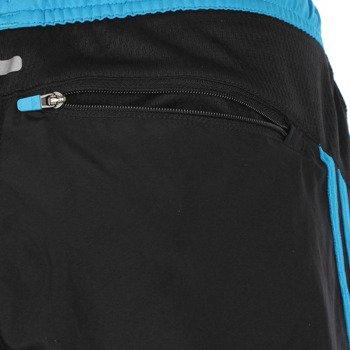 spodenki do biegania damskie ADIDAS RESPONSE 4 INCH SHORT / D79943