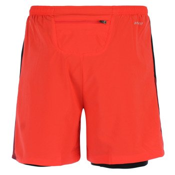 "spodenki do biegania męskie NIKE 5"" PURSUIT 2-IN1 SHORT / 622376-647"