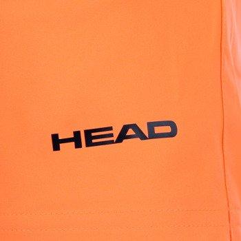 spodenki tenisowe chłopięce HEAD CLUB BERMUDA / 816045 OR