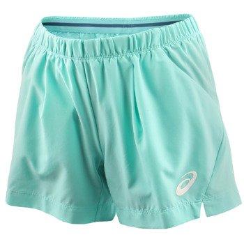 spodenki tenisowe damskie ASICS CLUB SHORT / 130255-8136