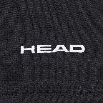 spodenki tenisowe damskie HEAD CLUB WOMEN BOOTHBY SHORT BK / 814273 BK