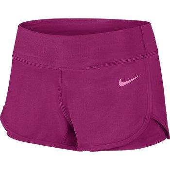 spodenki tenisowe damskie NIKE COURT SHORT / 646175-602