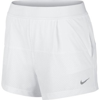 spodenki tenisowe damskie NIKE PRINTED WOVEN SHORT Victoria Azarenka Wimbledon 2014