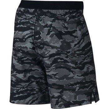 "spodenki tenisowe męskie NIKE GLADIATOR 9"" PRINTED SHORT / 685236-010"