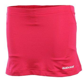 spódniczka tenisowa dziewczęca BABOLAT SKORT MATCH CORE / 42S1568-127