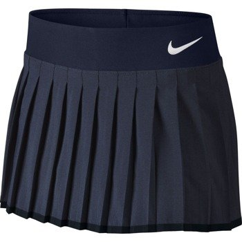 spódniczka tenisowa dziewczęca NIKE VICTORY SKIRT / 724714-473