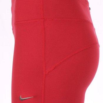 spodnie do biegania damskie 3/4 NIKE DRI FIT EPIC LUX CROP / 618232-602