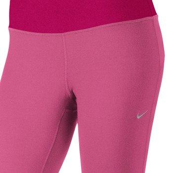 spodnie do biegania damskie 3/4 NIKE EPIC RUN CROP / 546667-639