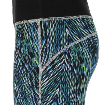 spodnie do biegania damskie 3/4 NIKE EPIC RUN PRINTED / 627066-901