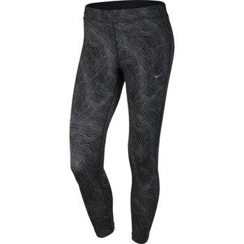 spodnie do biegania damskie 3/4 NIKE POWER ESSENTIAL RUNNING CROP / 799814-010