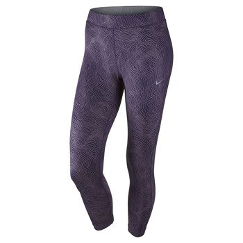 spodnie do biegania damskie 3/4 NIKE POWER ESSENTIAL RUNNING CROP / 799814-524