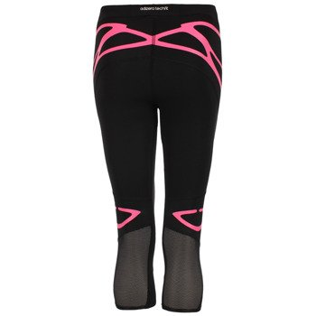 spodnie do biegania damskie ADIDAS ADIZERO SPRINT WEB 3/4 TIGHT / M34241