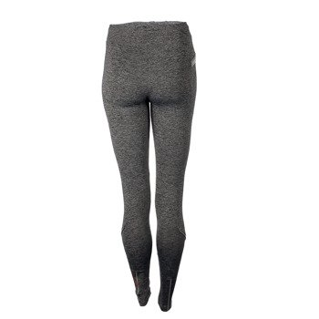 spodnie do biegania damskie ENDORFINA LEGGINS RUN MELANGE / JZ16-5629