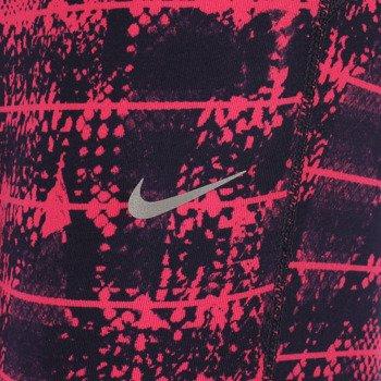spodnie do biegania damskie NIKE FA15 PRINTED EPIC RUN TIGHT / 686059-616