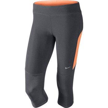 spodnie do biegania damskie NIKE FILAMENT CAPRIS / 519841-025