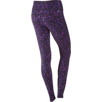 spodnie do biegania damskie NIKE LOTUS EPIC RUN TIGHT / 686061-547