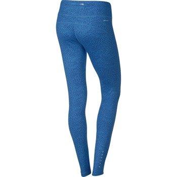spodnie do biegania damskie NIKE POWER EPIC RUN TIGHT / 799824-435