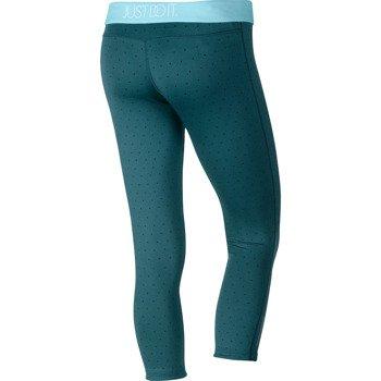 spodnie do biegania damskie NIKE PRINTED RELAY CROP