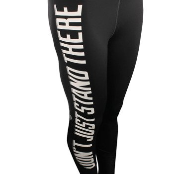 spodnie do biegania damskie REEBOK RUNNING ESSENTIALS TIGHT / AI1040
