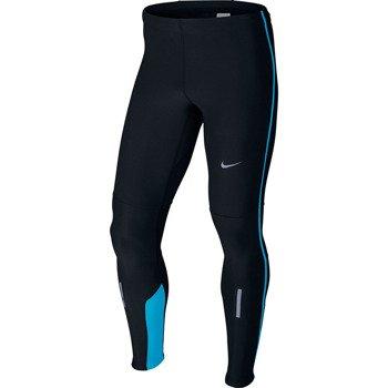 spodnie do biegania męskie NIKE TECH TIGHT / 589987-012