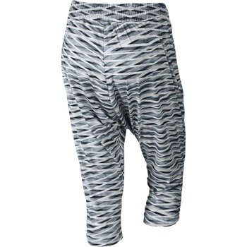 spodnie sportowe damskie 3/4 NIKE AVANT CRIS CROS CAPRI / 643318-494