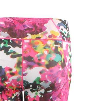 spodnie sportowe damskie ADIDAS LONG TIGHT FLOWER / AJ5050