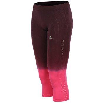 spodnie sportowe damskie ADIDAS SEAMLESS 3/4 TIGHT / M67052