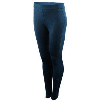 spodnie sportowe damskie ADIDAS TECHFIT CLIMAWARM TIGHT ALLOVER PRINT / AY6119