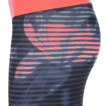 spodnie sportowe damskie ADIDAS ULTIMATE ALLOVER PRINTED TIGHT / AB7163