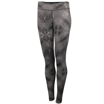 spodnie sportowe damskie ADIDAS ULTIMATE FIT PANT TIGHT ALL OVER PRINTED / M68794