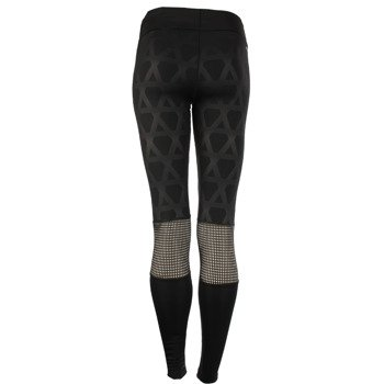 spodnie sportowe damskie ADIDAS WORKOUT LONG TIGHT TRIAX / AJ5067