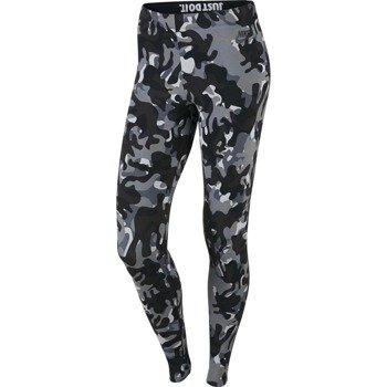 spodnie sportowe damskie NIKE LEG-A-SEE ALLOVER PRINTED / 678856-010