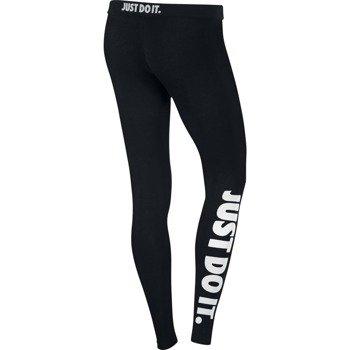 spodnie sportowe damskie NIKE LEG A SEE JUST DO IT / 586395-015