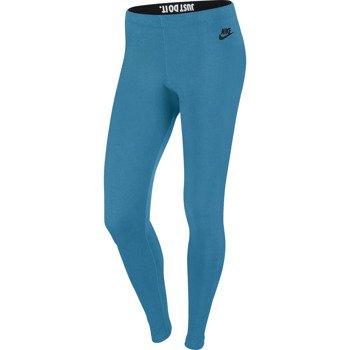 spodnie sportowe damskie NIKE LEG A SEE JUST DO IT / 586395-413
