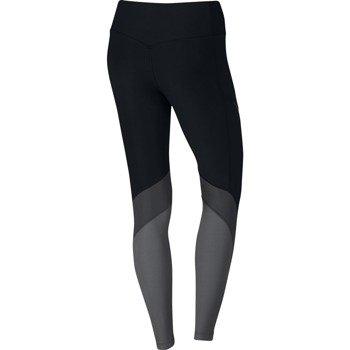 spodnie sportowe damskie NIKE POWER LEGENDARY TIGHT FBRIC TWIST / 833314-010