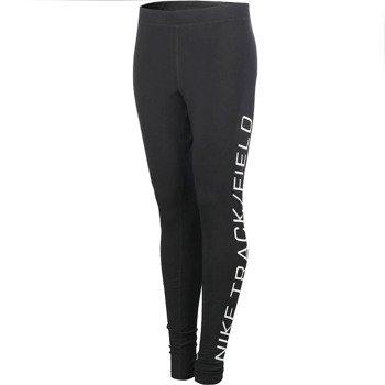 spodnie sportowe damskie NIKE RU NTF GRAPHIC TIGHT / 687581-010