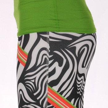 spodnie sportowe damskie REEBOK DANCE 7/8 TIGHT