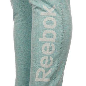 spodnie sportowe damskie REEBOK ELEMENTS LOGO PANT / AA1255