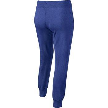 spodnie sportowe dziewczęce NIKE CUFF PANT / 588990-480