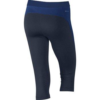 spodnie termoaktywne damskie 3/4 NIKE PRO CAPRI / 589366-455