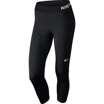 spodnie termoaktywne damskie 3/4 NIKE PRO COOL CAPRI / 725468-010