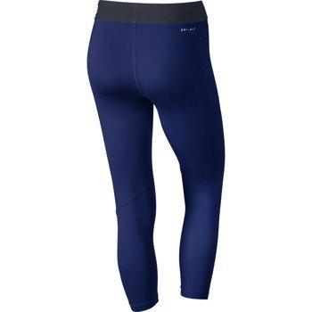 spodnie termoaktywne damskie 3/4 NIKE PRO COOL CAPRI / 725468-455