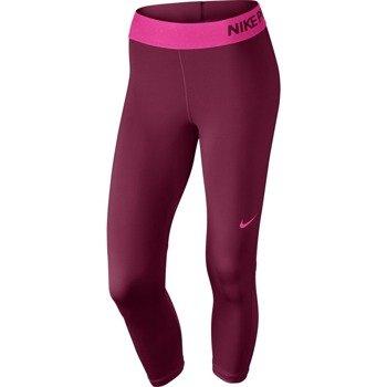 spodnie termoaktywne damskie 3/4 NIKE PRO COOL CAPRI / 725468-620