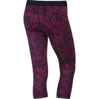 spodnie termoaktywne damskie 3/4 NIKE PRO HEIGHTS VIXEN CAPRI / 694381-607