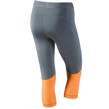 spodnie termoaktywne damskie 3/4 NIKE PRO HYPERCOOL CAPRI 2.0 / 642564-494