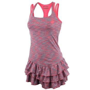 sukienka tenisowa LOTTO ECLIPSE DRESS Agnieszka Radwańska / S5561